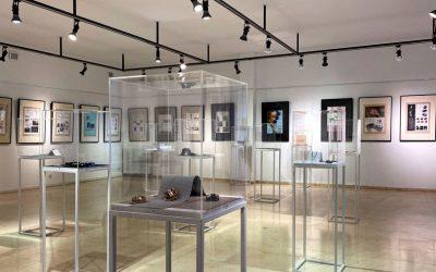 Exposición de Proyectos Finales. Escuela de Arte 3