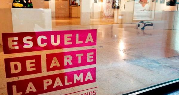 Exposición Proyectos Finales Escuela de Arte La Palma 2020-21
