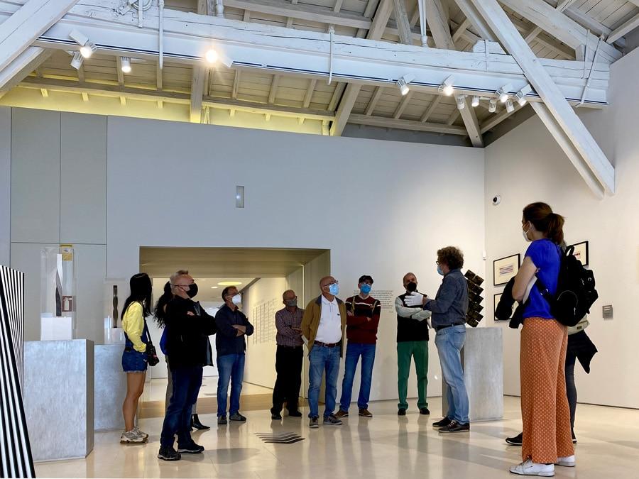 Museo Francisco Sobrino Escuela de Arte La Palma