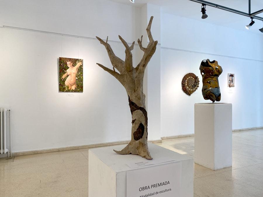 Exposición Premios Escuela de Arte La Palma