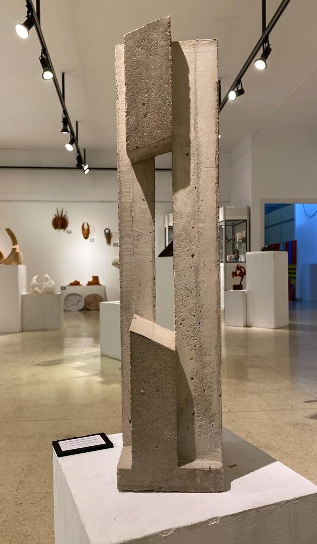 Trabajos de Escultura